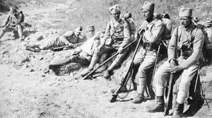 Дринска дивизија у Великом рату (Архивска фотографија)