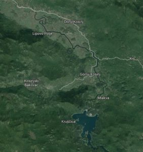 Kosinjska dolina