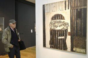 Корнелије Ковач у понедељак посетио изложбу Фото В Данилов