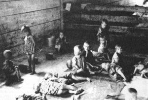 Деца заточеници НДХ