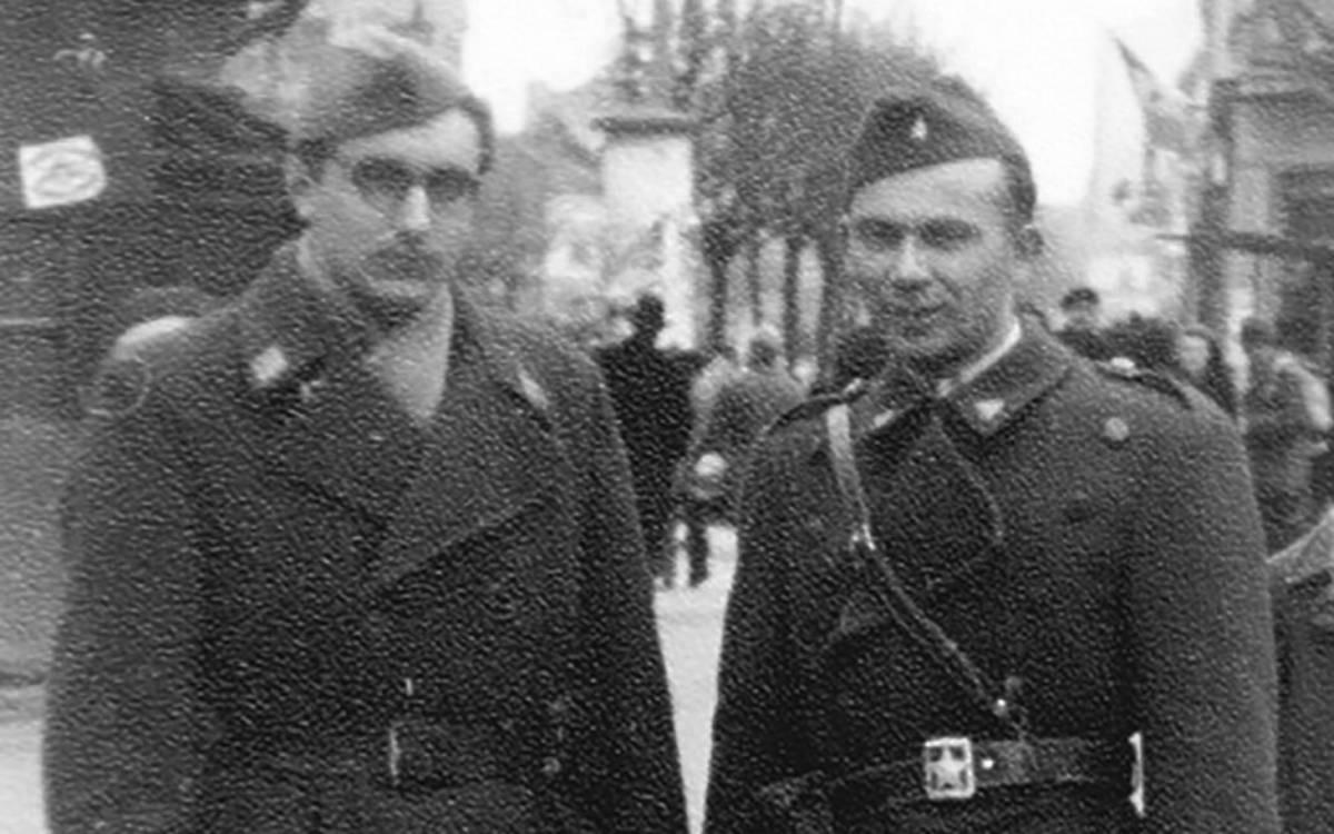 Фрањо Туђман и Јожа Хорват, свједок усташких злочина