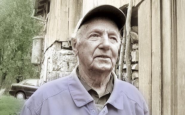 Миле Цвијановић (80) из личког села Пољане