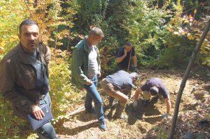 Откривена гробница четника на Јелици