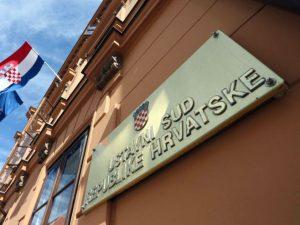 Уставни суд Хрватске (Foto: obris.org)