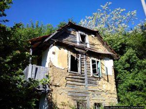 Кућа на Банији