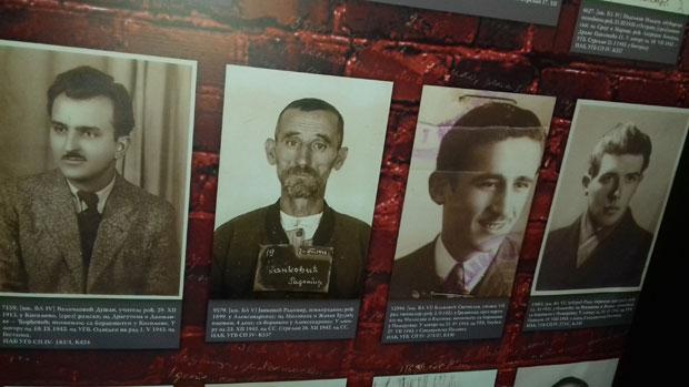 ЖРТВЕ Фотографије логораша - учитељ, земљорадник и два гимназијалца