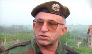Генерал Владимир Лазаревић (Фото: Јутјуб)
