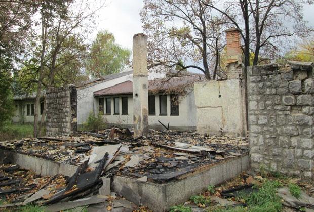 Зграда некадашњег Дома здравља Фото С. Мишљеновић