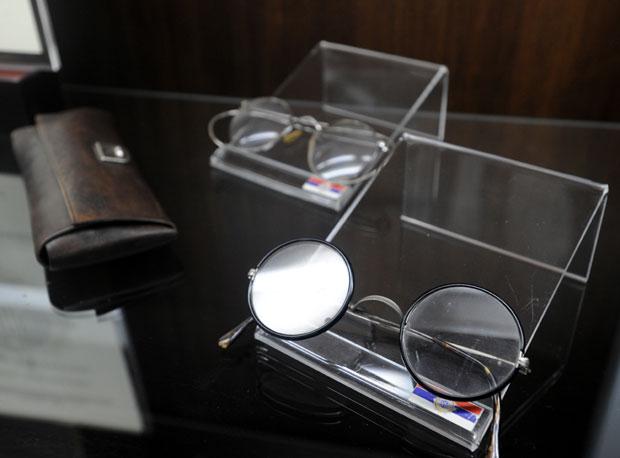 Наочаре Драже Михаиловића које су изложене у музеју БИА