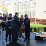Полицијска управа Бањалука обиљежила је крсну славу Министарства унутрашњих послова /МУП/ Светог архангела Михаила, а тим поводом служен је парастос и положени вијенци на спомен-обиљежје за 252 погинула припадника Центра јавне безбједности /ЦЈБ/ Бањалука.