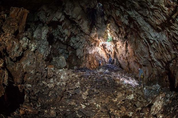 Пећина у Мушветама на Златибору