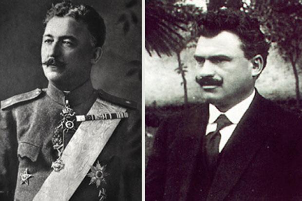 Александар Протогеров у време Топличког устанка / Александар Стоименов Стамболијски је сурово кажњен