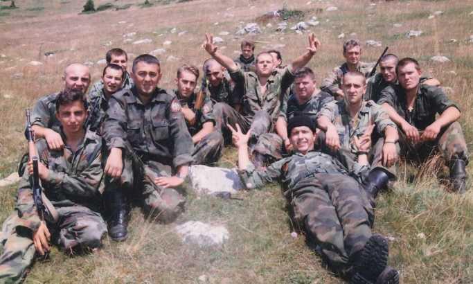 Херојска борба: Млади војници су животом бранили границу Фото: Ђ. Јанковић