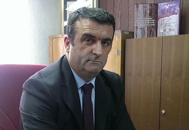 Мирослав Краљевић, начелник Власенице