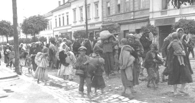 Прогон Срба из Дарувара 1941. године