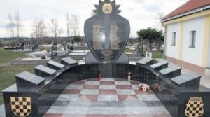 Споменик у Дервенти