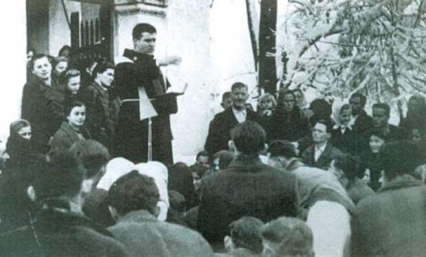 Масовно покрштавање Срба