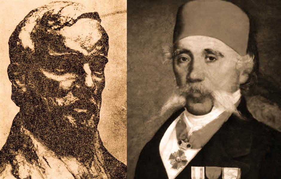 Сава Мркаљ и Вук Стефановић Караџић
