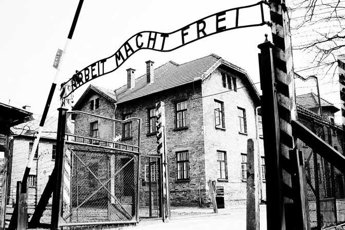 Аушвиц (Фото Википедија)