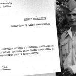 Документ Службе државне безбедности Србије / Поручник Бора Благојевић убијен 8. марта 1975.
