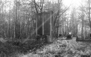 Споменик на гробљу у Горњем Таборишту