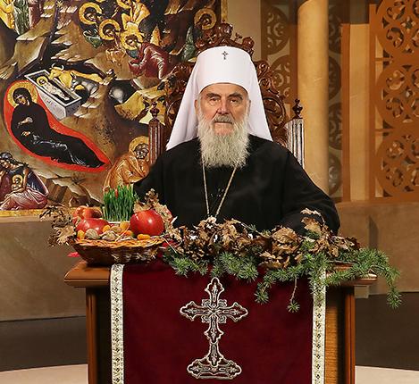 Српска Православна Црква својој духовној деци о БОЖИЋУ 2017. године