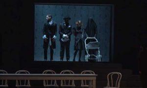 """Представа """"Шест ликова тражи аутора"""" изазвала бурне реакције Фото: youtube.com/Хрватско народно казалиште Сплит"""
