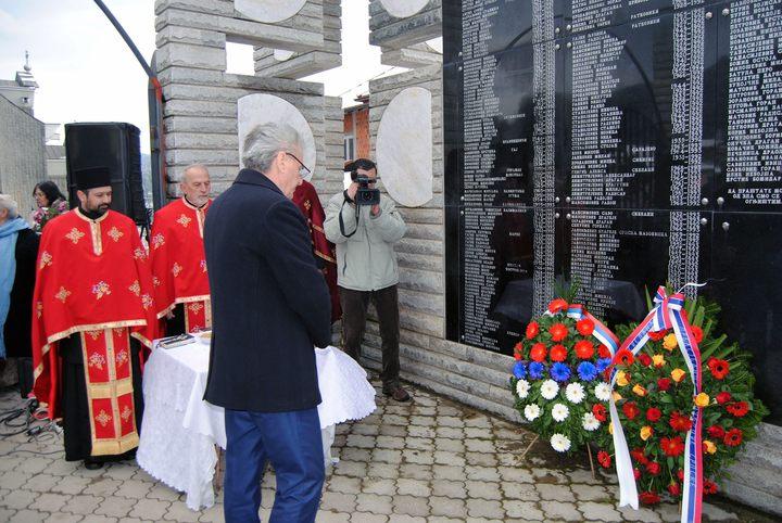 Министар рада и борачко-ивалидске заштите Републике Српске Миленко Савановић положио вијенац на централни споменик у Скеланима, гдје је обиљежено сјећање на страдање 69 становника овог краја које су 16. јануара 1993. године убиле јаке муслиманске снаге из Сребренице под командом Насера Орића.