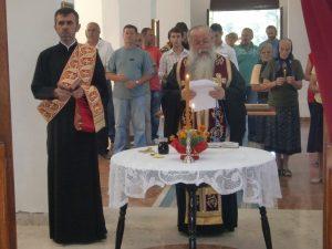 Молитвено сећање на пострадале у Кравици Фото: СПЦ архива