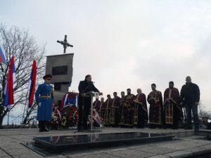 Predsjednik Republike Srpske Milorad Dodik je govoreći na obilježavanju dana stradanja Srba od ustaškog pokolja u selima Drakulić, Motike, Šargovac i Rudniku Rakovac 1942. godine, poručio da je komunizam udaljio Srbe od srpskih žrtava.