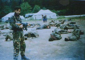 Муџахедини остављали пустош иза себе / Фото са видео материјала Одреда Ел муџахид