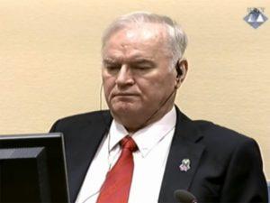 Ratko Mladić (Foto: screenshot)