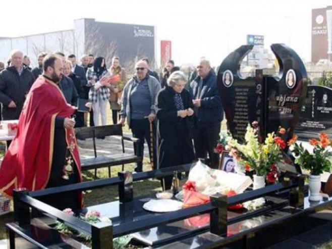 Сјећање на страдале у Ливадицама Фото: СРНА