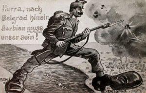 Ura, napred na Beograd, Srbija mora biti naša!