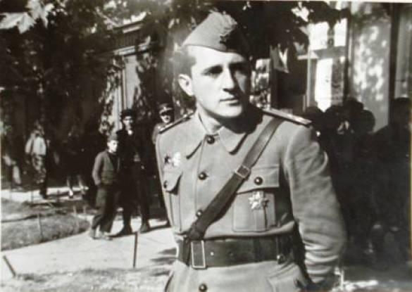Милан Трешњић, Београд -Дедиње 1945.