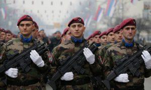 Куповина хиљада нових пушака за полицију босанских Срба изазвала је забринутост у вези са намерама регионалне владе коју предводе сепаратисти и у вези са продубљеним руским утицајем у подељеној и економски заосталој држави