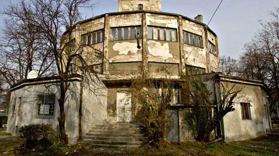 Старо сајмиште (Фото: Д. Јевремовић/Политика)