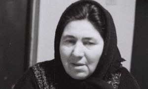 Mara Lalić, avgusta 1990. Foto: B. Simović