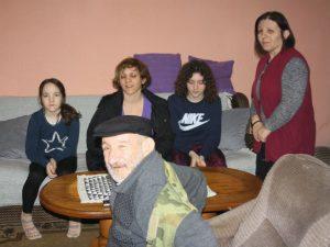 Породица дејановић из Липљана Фото: СРНА