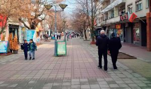 Centar Prokuplja (Foto Lj. Mitić)