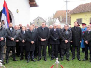 Obilježavanje 26 godina od stradanja 46 Srba u Sijekovcu na području opštine Brod.