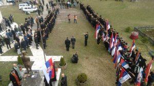 У Добрунској Ријеци код Вишеграда данас су обиљежене 72 године од хапшења команданта Југословенске војске у отаџбини у Другом свјетском рату Драгољуба Драже Михаиловића.