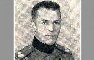 """Пуковник Владимир Ваухник доводио је Хитлера до лудила / Фото Архив """"Борба"""""""