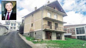 Милорад Зајић, Кућа породице Зајић у Клини