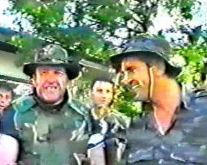 Dudaković dok je naređivao streljanje