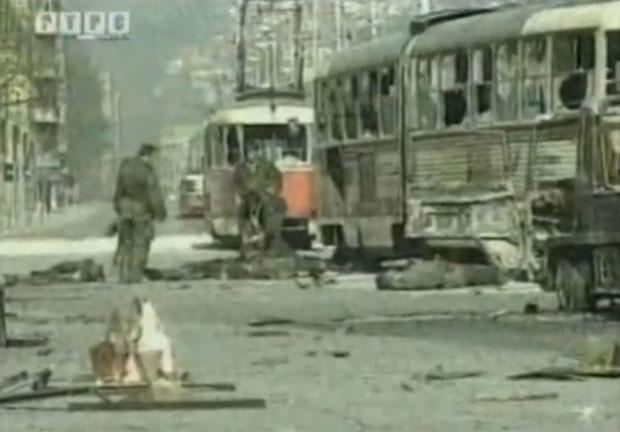 Трагови рата у Сарајеву