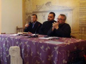 Предавање о страдању српског народа у Брадини Фото: СРНА