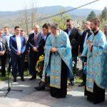 Служењем парастоса на војничком гробљу Мегдан у Вишеграду данас је обиљежено 25 година од страдања руских добровољаца у посљедњем одбрамбено–отаџбинском рату у Републици Српској.