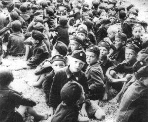 У НДХ постојао једини дечји логору на свету