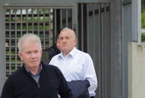 Dudaković izlazi iz pritvora (Foto Tanjug)